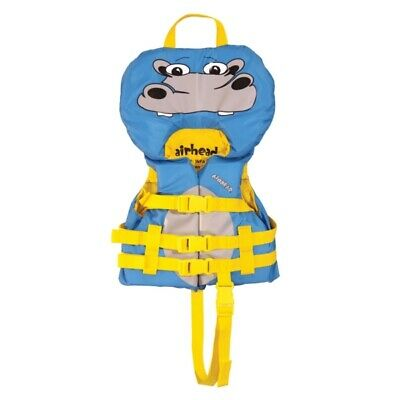 Airhead Hippo Personal Safety Vest  Part# 20007-01-A-BL Infant