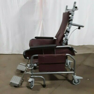 Broda Chair With Footrest Good Condition