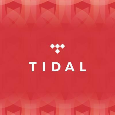 Tidal Premium for 6 months ♫ (Private account) Worldwide fast Deliver