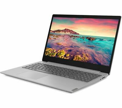 "LENOVO IdeaPad S145-15IWL 15.6"" Intel® Pentium® Gold Laptop - 128 GB SSD, Grey"