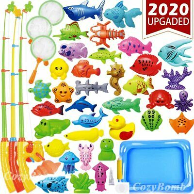 Kids Pool Fishing Toys, GamesLearning Education For Toddlers