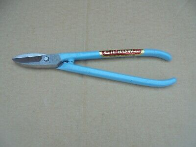 """Gilbow 7"""" Tin Snips G56 Made In Sheffield England"""