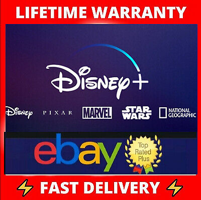 Disney Plus Access 1 Year Subscription Account 🔥 💯% Fast Delivery 🚀