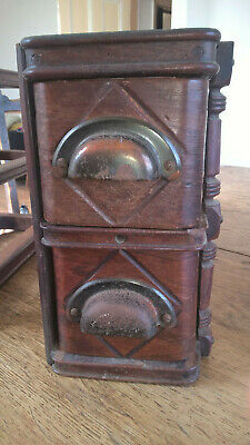 Old Singer Sewing Machine Drawers & Cradle Holder