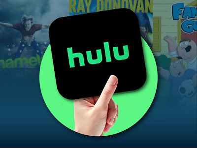 Hulu Premium Account for 1 month (not shared) | No Ads | Fast Delivery