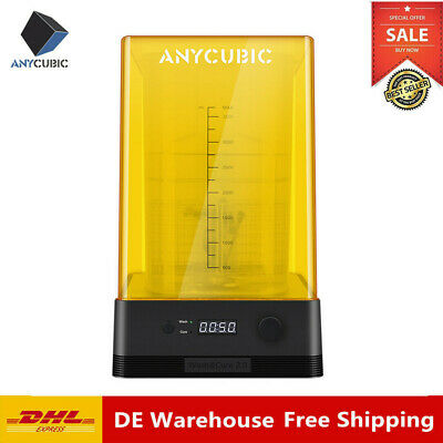 ANYCUBIC Wash and Cure Machine UV-Licht Curing und Washing Model for 3D Drucker