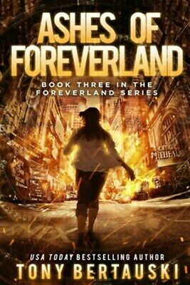 Ashes of Foreverland: A Science Fiction Thriller, Like New Used, Free shippin...