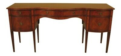 23946E: SCHMEIG & KOTZIAN Inlaid Mahogany High Quality Sideboard