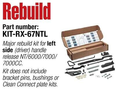 Fontaine Fifth Wheel Major Rebuild Kit Lh Release K1T-Rx67Ntl