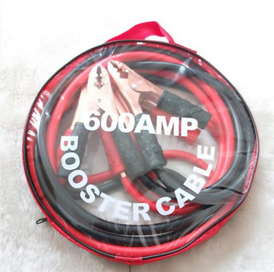 600 AMP Connector Jumper Booster Cable, Emergency Power Jump Starter