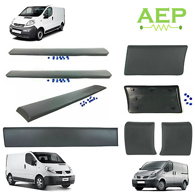 768556674R SIDE TRIM RIGHT SIDE PANEL MOULDING FITS RENAULT TRAFIC 3 2014 ON