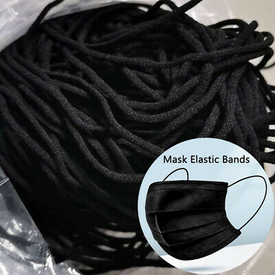 Craft Sewing Accessories Rubber Bands Mask Elastic Band Rope Materials Ear Cord