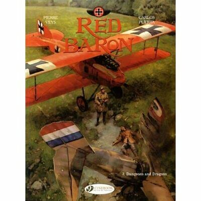 Red Baron Vol. 3: Dungeons and Dragons - Paperback NEW Pierre Veys (Au 2015-10-3