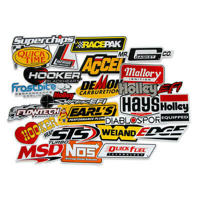 Holley Exterior Decal 36-462;