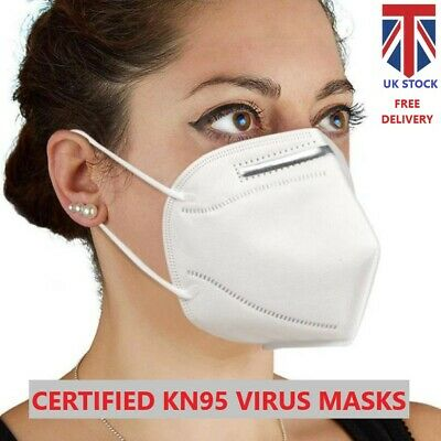 Filtering Face Cover Fully Certified- UK Stock Free Delivery