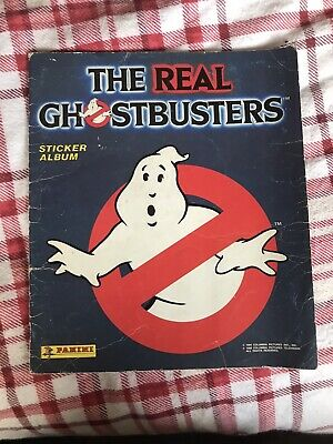 "Ghostbusters Sticker Postcard 1984//1988 Rare /""Beach Busters/"""