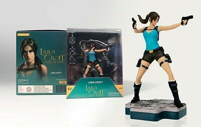 Lara Croft Totaku Figure 49 Classic Temple Of Osiris Tomb Raider First Edition