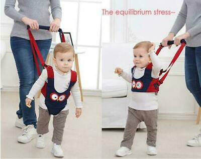 Baby Child Toddler Walking Harness Safety Reins Adjustable Travel Lead