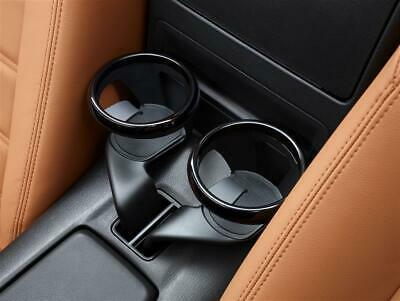 Cup holders in Black Gloss
