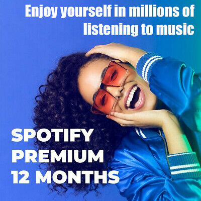 Spotify Premium🌍12 months warranty🌍Worldwide 🌍Instant delivery