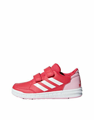 ADIDAS Alta Sport Cf Pink Trainers For Girls D96824
