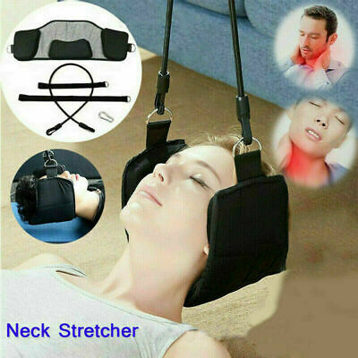 Hammock Headache Massager Head Tension Pain Nerves Relief Neck Cervical Traction