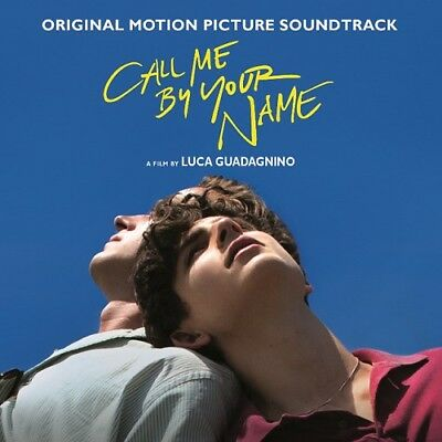 Call Me By Your Name Soundtrack New Sealed Black Vinyl 2Lp In Stock