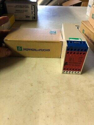PEPPERL FUCHS CONTROL CIRCUIT WE77/Ex1-OT  01672S NIB