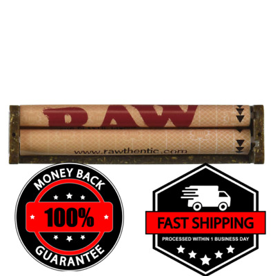 Blunt Fast Cigar Rolling Cigarette Weed Raw King Joint Roller Machine Size 110mm