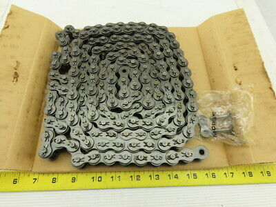 Browning/Morse #60 Cotter Pin Roller Chain Single Strand 10'