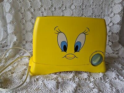 Tweety Bird Yellow Colored Warner Brothers Toaster