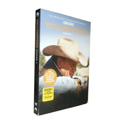 [ Yellowstone ] The complete First Season 1 One  ( 4-Disc,DVD ) Brand New