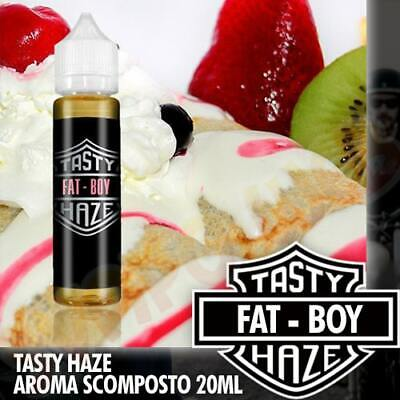 Aroma Concentrato Tripla concentrazione - 20ml - Tasty Haze - Fat Boy