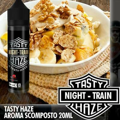 Aroma Concentrato Tripla concentrazione - 20ml - Tasty Haze - Night Train