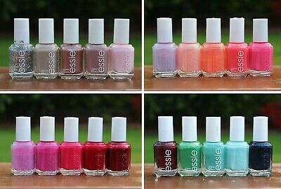 Essie Nail Lacquer Polish Varnish You Choose Which Colours