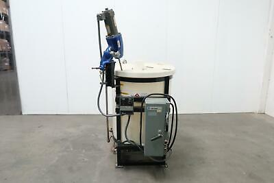 Cleveland Eastern RA-3 Direct Drive Clamp mixer w/100 Gal Tank and Pump T131387