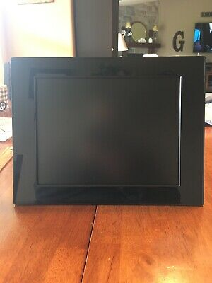 "Memory Frame Digital Model MF-1201 12.1"" Display Read Description"