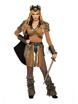 Valkyrie Womens Adult Warrior Princess Goddess Costume Belt