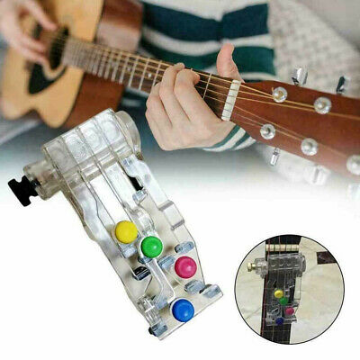 Classical Guitar Chord Learning System Fast Teaching Aid Chord Tool X1