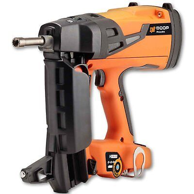 Spit Pulsa 800P Gas Nailer Nailing Machine in case with Safety SP018341