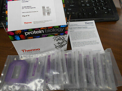THERMO SCIENTIFIC 66003 20000 MWCO 0.5-3.0 ml CAPACITY 10PACK