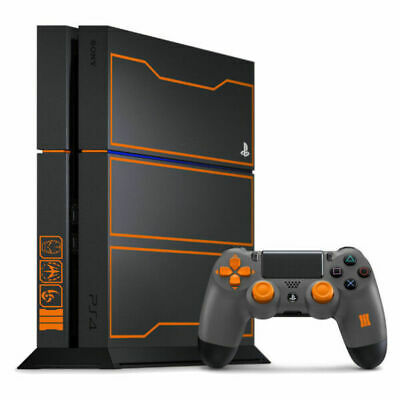 NEW Sony PlayStation PS4 1TB Call of Duty: Black Ops III Limited Edition Console