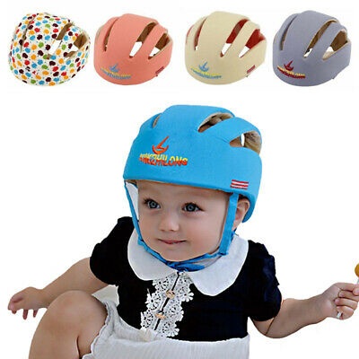 Infant Toddler Safety Helmet Baby Kid Head Protect Hat For Walking Crawling