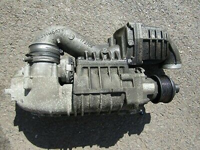 Slk R171 Supercharger 2710902380 Mercedes 200 Super Charger 2005