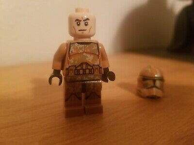 LEGO Star Wars Minifigures Lot - Troopers - You Pick