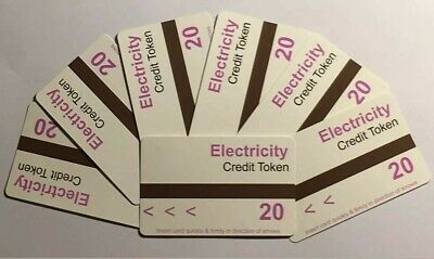 Ampy Meter Cards £20 Value For £4 Code B