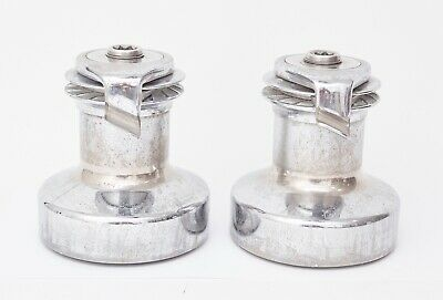 2x Arco 45 Self Tailing Winch 45ST ST 46 48 50 43 44 Pair winches Hutton Lewmar