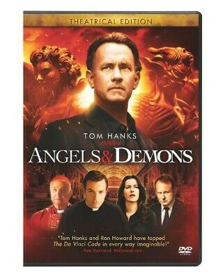 Angels & Demons [New DVD] Ac-3/Dolby Digital, Dolby, Dubbed, Subtitled, Widesc