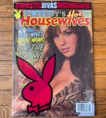 MEGAN CURRY Playboy HOT HOUSEWIVES Magazine 2011 NEW/SEALED Special Edition