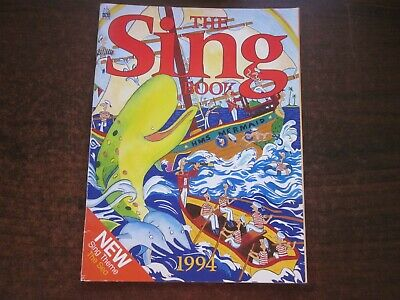 THE SING BOOK 1994 ABC Sheet Let's Have Music Song Primary School Softcover